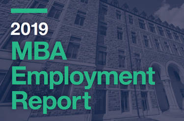 Link to 2019 MBA Career Report