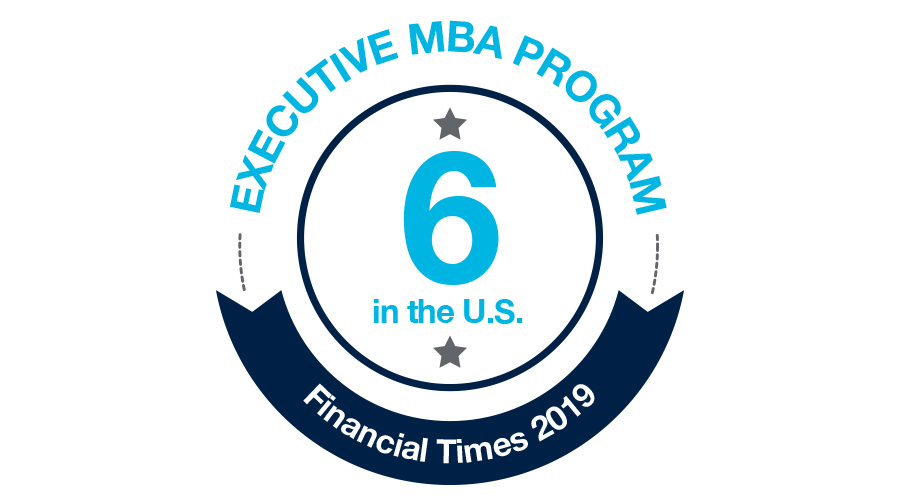 Georgetown's EMBA is 6th in the U.S. in FT ranking