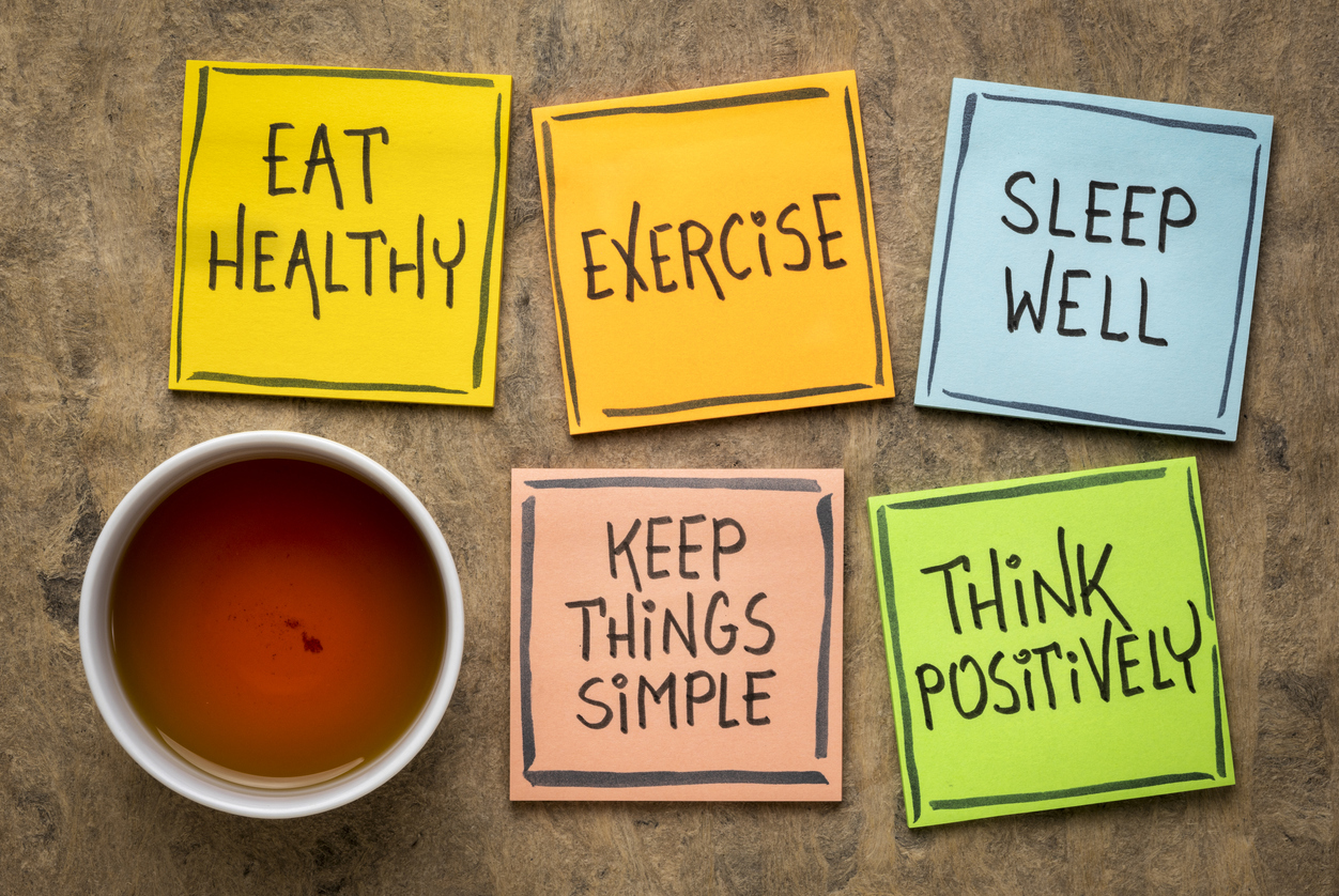 Well-being iStock image