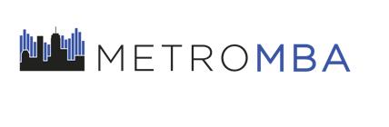 Metro MBA Logo