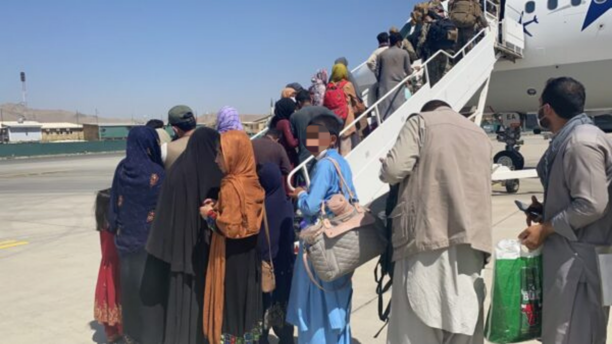 IBP students evacuate thousands from Afghanistan